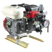 Насосы с электрическими и бензиновыми двигателями