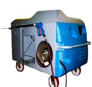 Передвижной пенно-моющий комплекс с подогревом воды «COMET»